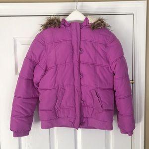 Justice Winter jacket